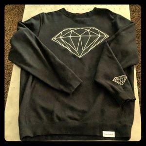 Diamond Supply Co. signature crewneck
